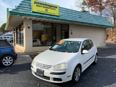2008 Volkswagen Rabbit for sale at Diana Rico LLC in Dalton GA