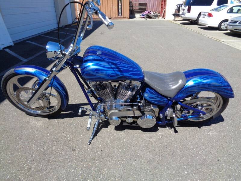 2014 Special Construction Softail for sale at NorCal Auto Mart in Vacaville CA