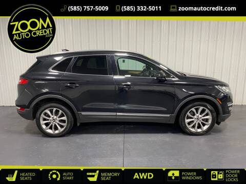 2015 Lincoln MKC for sale at ZoomAutoCredit.com in Elba NY