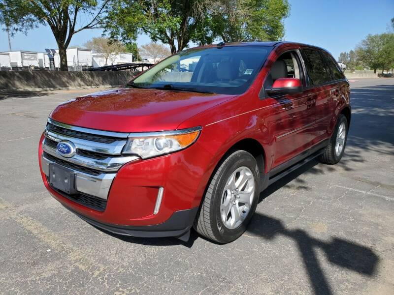 2013 Ford Edge for sale at Matador Motors in Sacramento CA