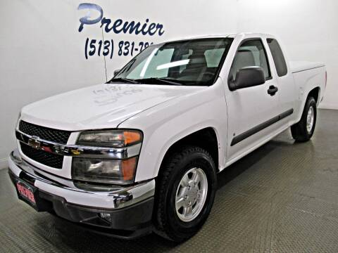 2008 Chevrolet Colorado for sale at Premier Automotive Group in Milford OH