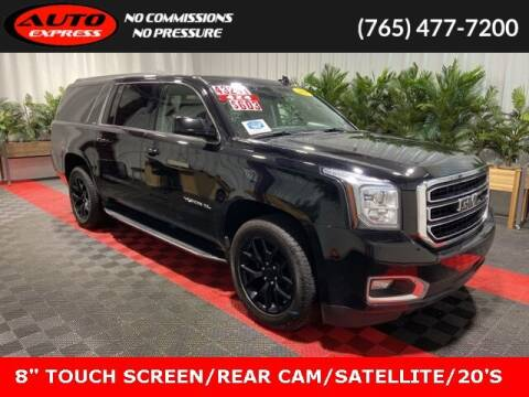 2018 GMC Yukon XL for sale at Auto Express in Lafayette IN