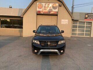 2017 Dodge Journey for sale at Utah Credit Approval Auto Sales in Murray UT