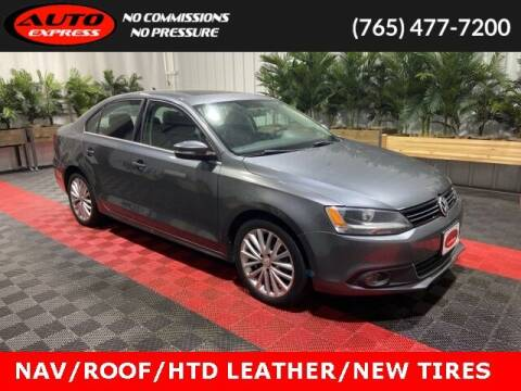 2013 Volkswagen Jetta for sale at Auto Express in Lafayette IN