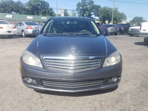 2011 Mercedes-Benz C-Class for sale at Linus International Inc in Tampa FL