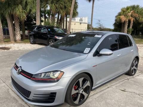 2016 Volkswagen Golf GTI for sale at Florida Fine Cars - West Palm Beach in West Palm Beach FL