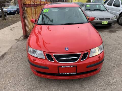2007 Saab 9-3 for sale at HW Used Car Sales LTD in Chicago IL