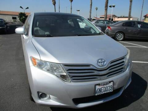 2010 Toyota Venza for sale at F & A Car Sales Inc in Ontario CA