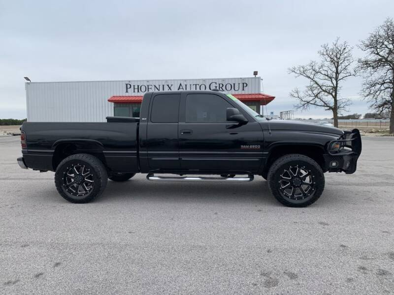 2002 Dodge Ram Pickup 2500 for sale at PHOENIX AUTO GROUP in Belton TX