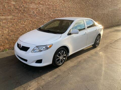 2010 Toyota Corolla for sale at Kars Today in Addison IL