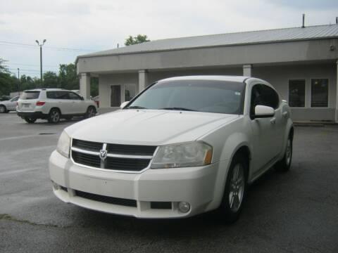 2010 Dodge Avenger for sale at Premier Motor Co in Springdale AR