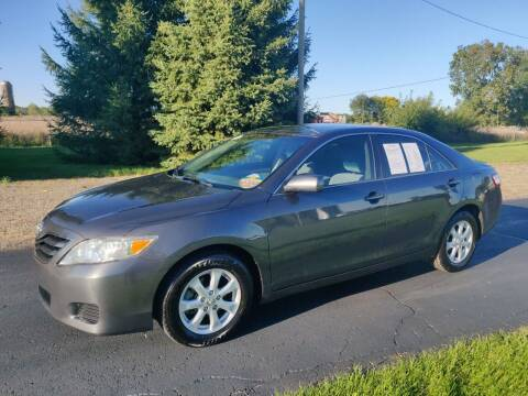 2011 Toyota Camry for sale at Carmart Auto Sales Inc in Schoolcraft MI