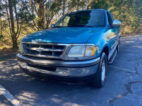 1998 Ford F-150 for sale at Lenoir Auto in Lenoir NC