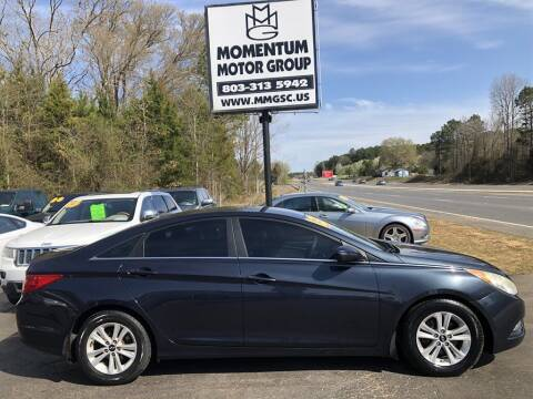 2013 Hyundai Sonata for sale at Momentum Motor Group in Lancaster SC