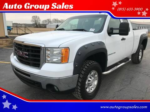 2007 GMC Sierra 2500HD for sale at Auto Group Sales in Roscoe IL