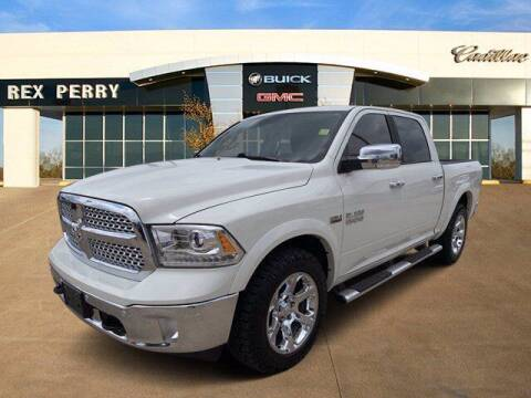 2017 RAM Ram Pickup 1500 for sale at AutoJacksTX.com in Nacogdoches TX