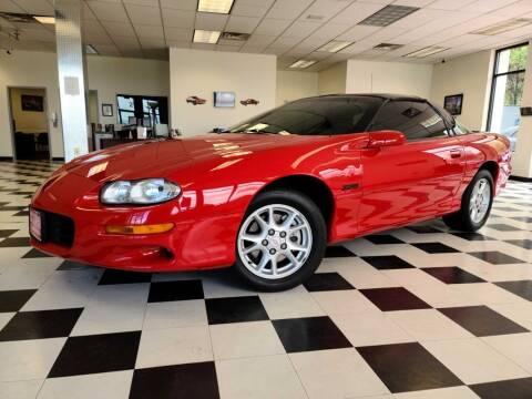 2002 Chevrolet Camaro for sale at Cool Rides of Colorado Springs in Colorado Springs CO