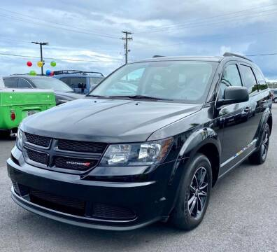 2018 Dodge Journey for sale at PONO'S USED CARS in Hilo HI