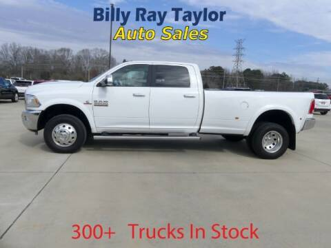 2017 RAM Ram Pickup 3500 for sale at Billy Ray Taylor Auto Sales in Cullman AL
