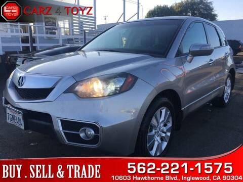 2011 Acura RDX for sale at Carz 4 Toyz in Inglewood CA