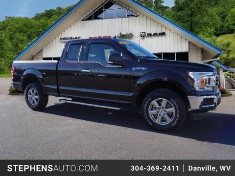 2019 Ford F-150 for sale at Stephens Auto Center of Beckley in Beckley WV