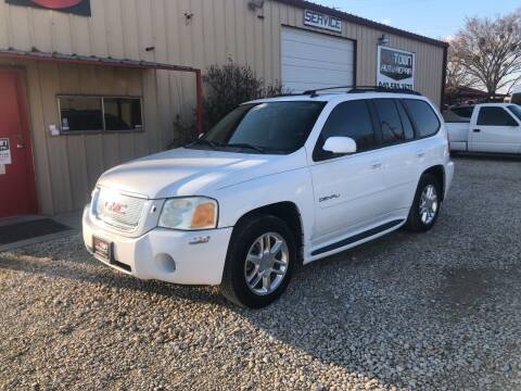 2006 GMC Envoy for sale at Gtownautos.com in Gainesville TX