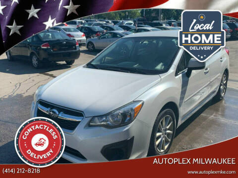 2014 Subaru Impreza for sale at Autoplex 2 in Milwaukee WI