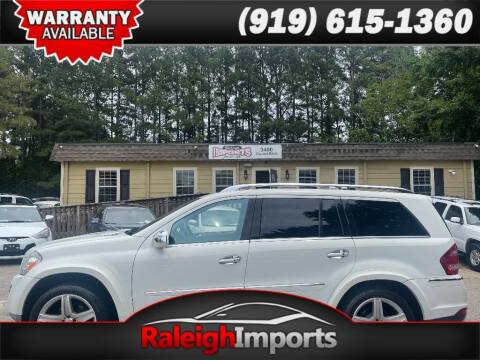 2010 Mercedes-Benz GL-Class for sale at Raleigh Imports in Raleigh NC