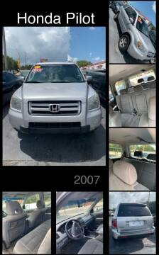 2007 Honda Pilot for sale at 4 Guys Auto in Tampa FL