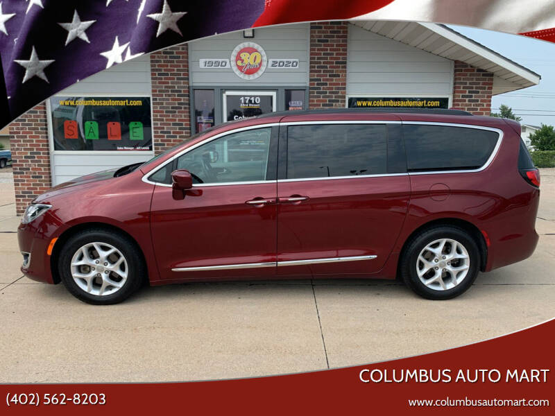 2017 Chrysler Pacifica for sale at Columbus Auto Mart in Columbus NE