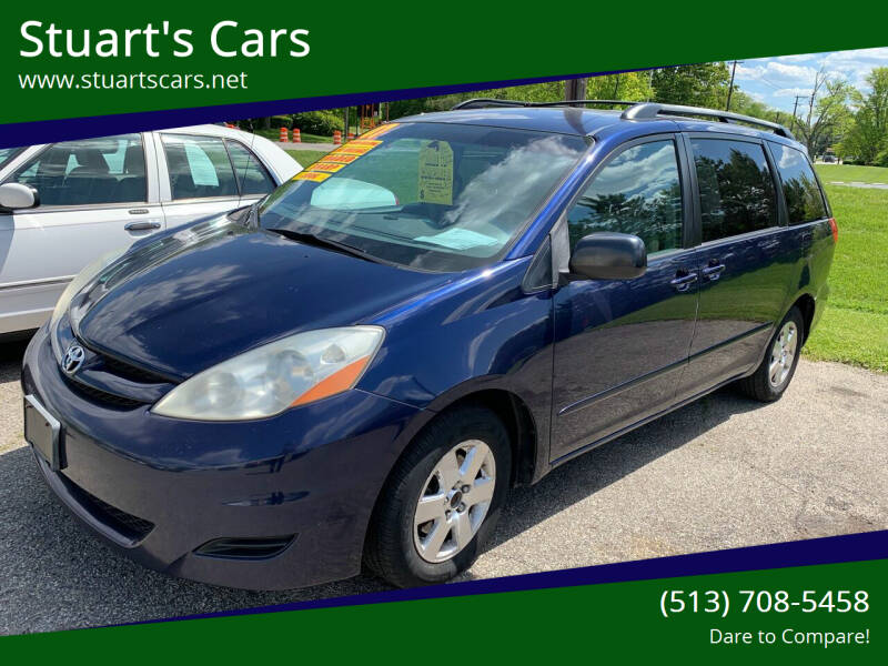 2007 Toyota Sienna for sale at Stuart's Cars in Cincinnati OH