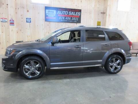 2014 Dodge Journey for sale at Boone NC Jeeps-High Country Auto Sales in Boone NC