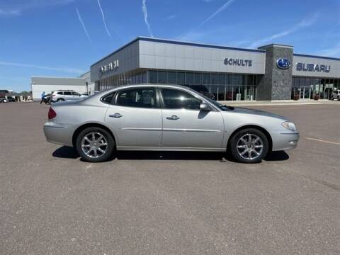 2007 Buick LaCrosse for sale at Schulte Subaru in Sioux Falls SD