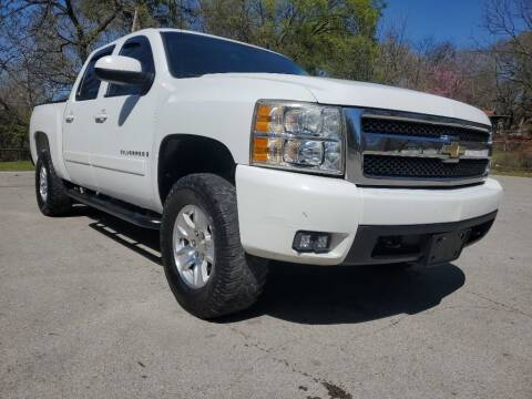 2008 Chevrolet Silverado 1500 for sale at Thornhill Motor Company in Hudson Oaks, TX