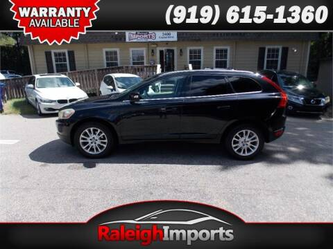 2010 Volvo XC60 for sale at Raleigh Imports in Raleigh NC