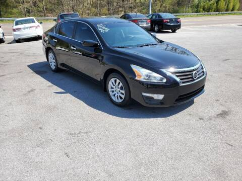2015 Nissan Altima for sale at DISCOUNT AUTO SALES in Johnson City TN