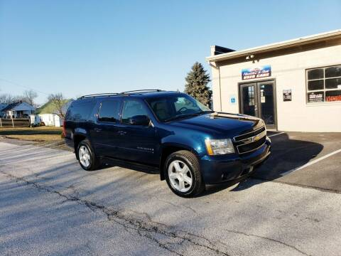 2007 Chevrolet Suburban for sale at Hackler & Son Used Cars in Red Lion PA