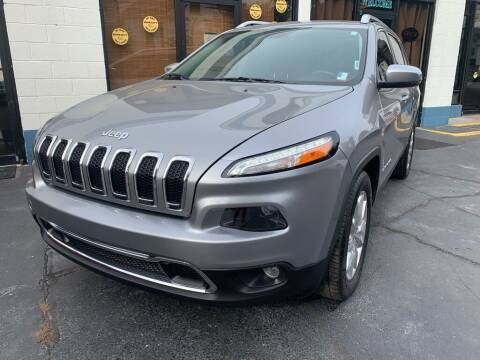 2015 Jeep Cherokee for sale at Superior Automotive Group in Owensboro KY