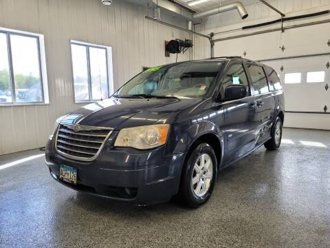 2008 Chrysler Town and Country for sale at Sand's Auto Sales in Cambridge MN