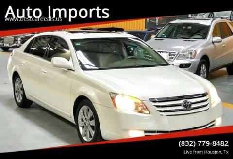 2005 Toyota Avalon for sale at Auto Imports in Houston TX