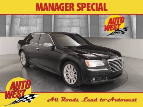 2012 Chrysler 300 for sale at Autowest of GR in Grand Rapids MI