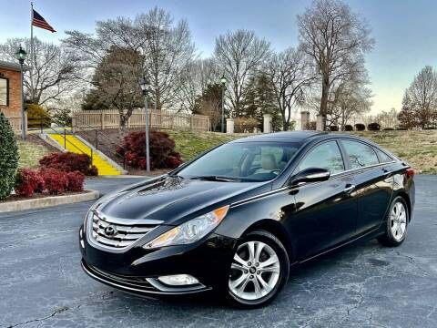 2013 Hyundai Sonata for sale at Sebar Inc. in Greensboro NC