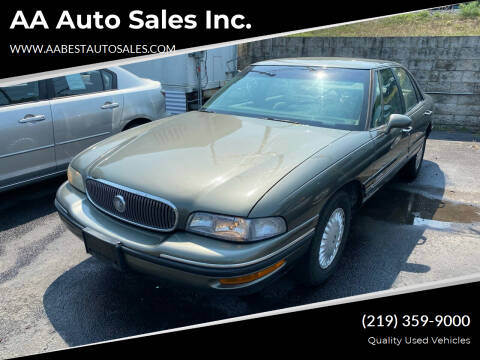 1997 Buick LeSabre for sale at AA Auto Sales Inc. in Gary IN