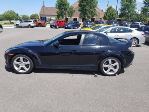 2004 Mazda RX-8 for sale at ROSSTEN AUTO SALES in Grand Forks ND