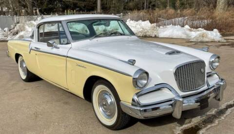 1956 Studebaker Sky Hawk for sale at Classic Car Deals in Cadillac MI