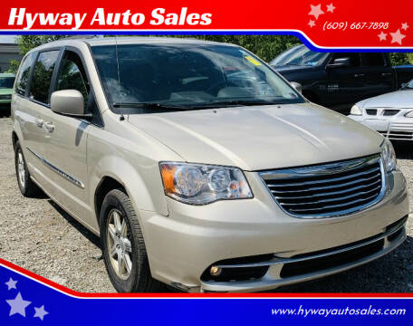 2012 Chrysler Town and Country for sale at Hyway Auto Sales in Lumberton NJ