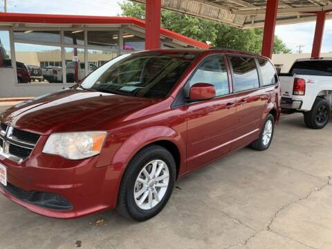 2014 Dodge Grand Caravan for sale at KD Motors in Lubbock TX