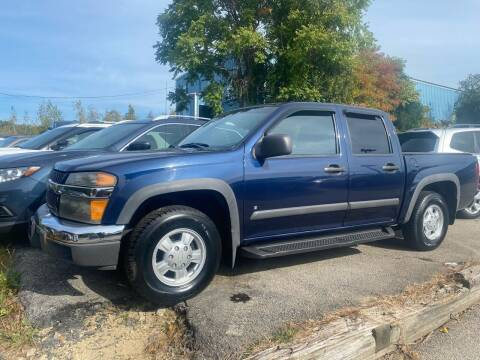 2007 Chevrolet Colorado for sale at Padula Auto Sales in Braintree MA