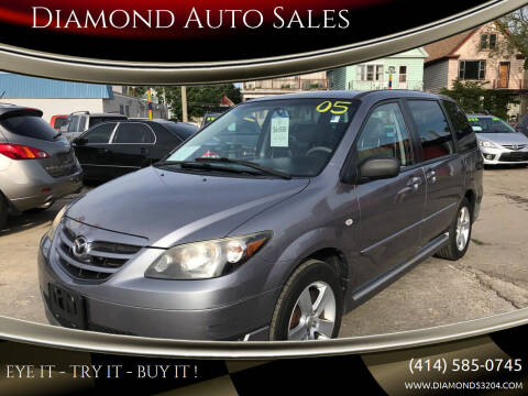 2005 Mazda MPV for sale at Diamond Auto Sales in Milwaukee WI