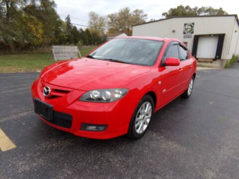 2007 Mazda MAZDA3 for sale at Rose Auto Sales & Motorsports Inc in McHenry IL